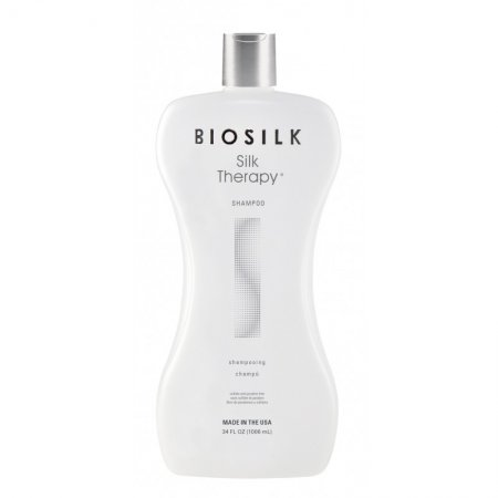 Biosilk Silk Therapy, szampon regenerujący, 1006ml