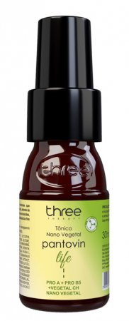 Three Therapy Pantovin, tonik nano roślinny do skóry głowy, 30ml