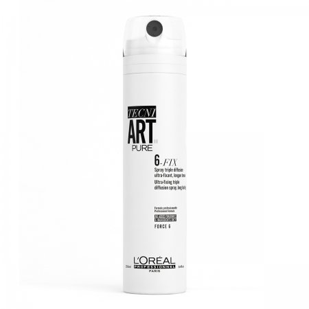 Loreal TNA 6-Fix, spray superutrwalający, 250ml