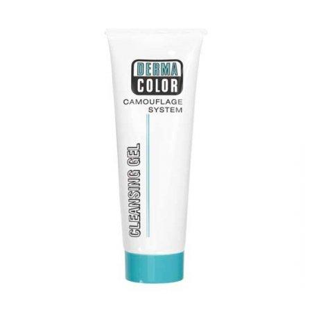 Kryolan Dermacolor, Cleansing Gel, żel oczyszczający do twarzy, 75ml
