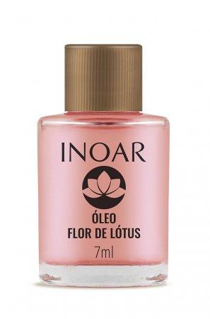 Inoar Resistance Lotus, olejek do włosów osłabionych, 7ml