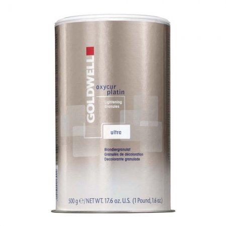 Goldwell Oxycur Platin, rozjaśniacz w granulkach, ultra, 500g