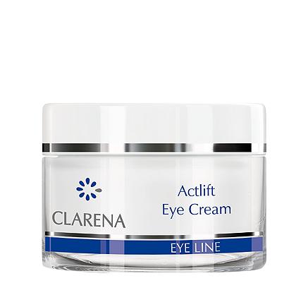 Clarena Eye Line, aktywnie liftujący i spłycający zmarszczki krem pod oczy, 15ml