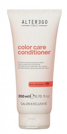 Alter Ego Color Care, odżywka do włosów rozjaśnianych i farbowanych, 200ml