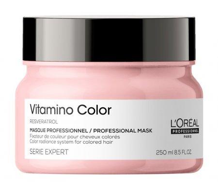 Loreal Vitamino Color, maska do włosów farbowanych, 250ml
