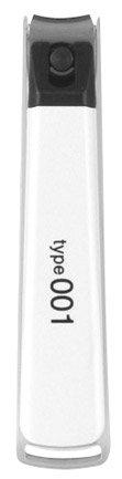 KAI Beauty Care, biały obcinacz do paznokci typ 001, rozm. S, ref. KE-0121
