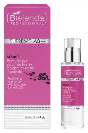 Bielenda Professional Supremelab, Essence of Asia Glow!, rewitalizujące serum do twarzy, 30ml
