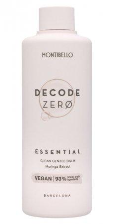 Montibello Decode Zero, naturalny balsam odżywczy do włosów Essential, 250ml