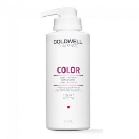 Goldwell Dualsenses Color, 60-sekundowa kuracja nabłyszczająca, 500ml