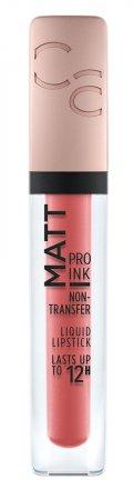 Catrice Matt Pro Ink Non-Transfer, pomadka w płynie, 040 Braveness Wins