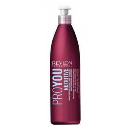 Revlon Pro You Nutritive, szampon odżywczy, 350ml