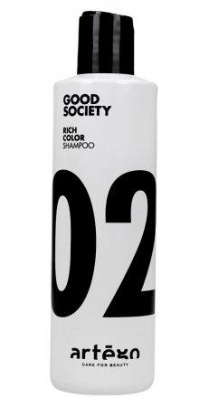 Artego Rich Color '02, szampon do włosów farbowanych, 250ml