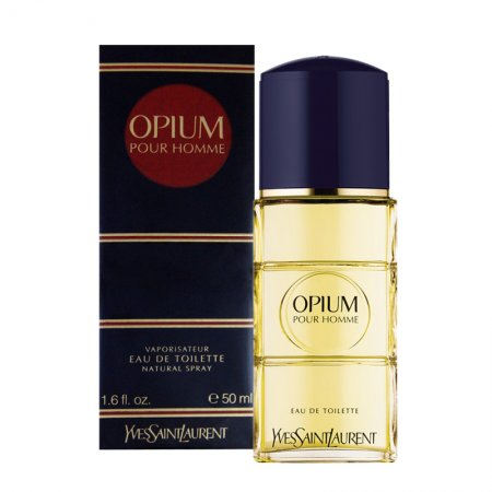 Yves Saint Laurent Opium, woda toaletowa, 50ml (M)