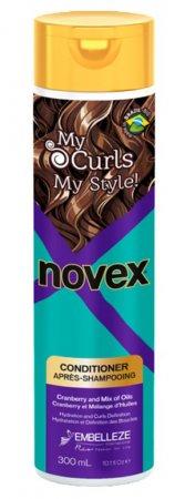 Novex My Curls, odżywka do włosów kręconych, 300ml