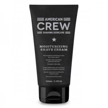 American Crew, Shave, nawilżający krem do golenia, 150ml