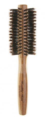 Olivia Garden Healthy Hair Boar, bambusowa szczotka z włosiem z dzika, 20mm