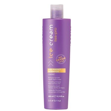 Inebrya Liss-pro, szampon wygładzający, 300ml