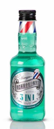 Beardburys, szampon 3w1, 100ml