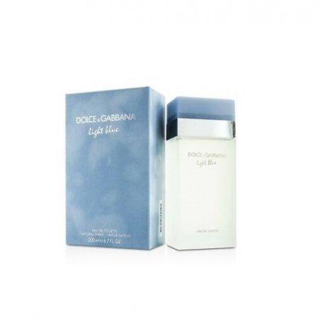 Dolce & Gabbana Light Blue, woda toaletowa, 200ml (W)