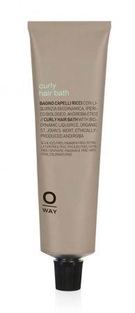 OWay BeCurly, kąpiel, szampon do włosów kręconych, 50ml