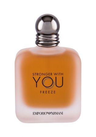 Giorgio Armani Emporio Armani Stronger With You Freeze, woda toaletowa, 100ml (M)