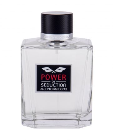 Antonio Banderas Power of Seduction, woda toaletowa, 200ml (M)