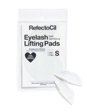 RefectoCil Eyelash Lifting Pads S, silikonowe podkładki do liftingu, 2 szt