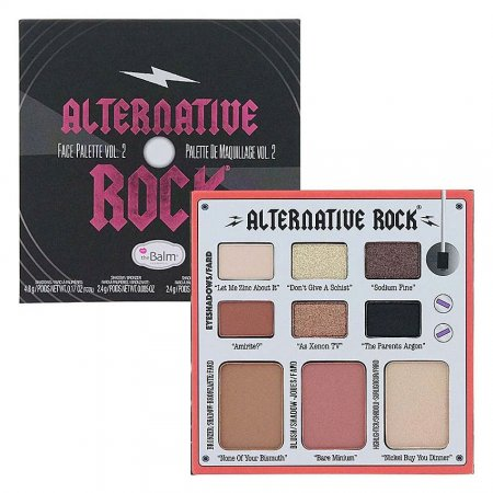 The Balm, paleta do makijażu Alternative Rock vol. 2