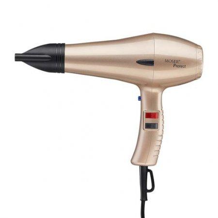 Moser Protect Rose Gold, suszarka do włosów, 1500W