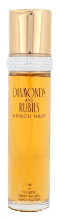 Elizabeth Taylor Diamonds and Rubies, woda toaletowa, 100ml (W)