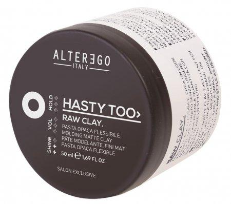 Alter Ego Hasty Too Raw Clay, glinka modelująca, 50ml