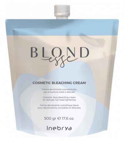 Inebrya Blondesse Cosmetic, rozjaśniacz w kremie, 500g