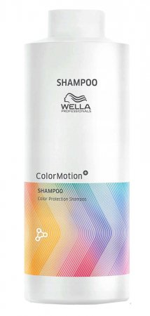 Wella Color Motion, szampon chroniący kolor, 1000ml