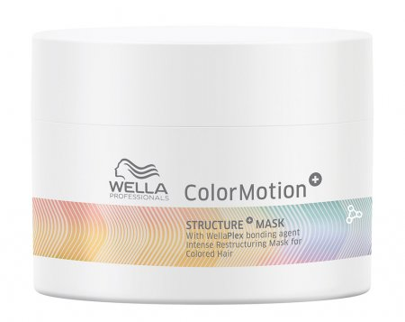 Wella Color Motion, maska wzmacniająca strukturę włosa, 150ml