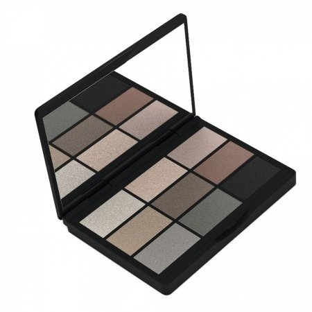 Gosh Eyeshadow To be cool in Copenhagen, paleta 9 cieni do powiek, 12g