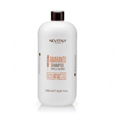 Nevitaly Amaranto, szampon do włosów farbowanych, 1000ml