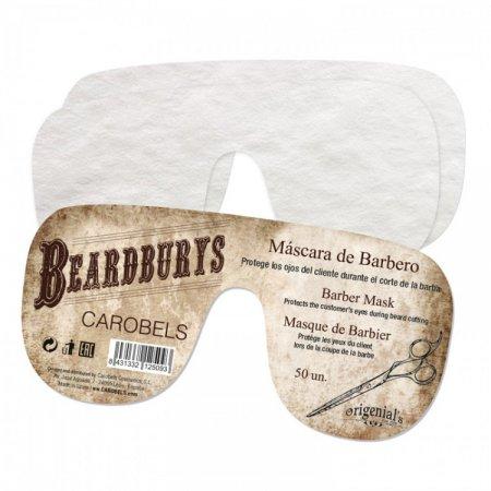 Beardburys, maska na oczy, 50szt.