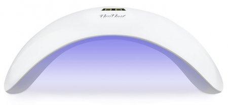 NeoNail, lampa UV LED 22W/48W z wyświetlaczem