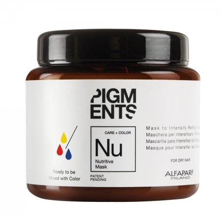 Alfaparf Pigments, maska do włosów suchych, 200ml