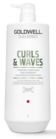 Goldwell Dualsenses Curl & Waves, odżywka nawilżająca, 1000ml