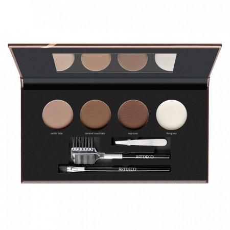 ArtDeco Most Wanted Brows Palette, paleta do brwi