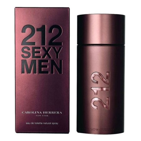 Carolina Herrera 212 Sexy MEN, woda toaletowa, 100ml (M)