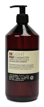 Insight Post Chemistry, szampon do pielęgnacji po zabiegach chemicznych, 900ml