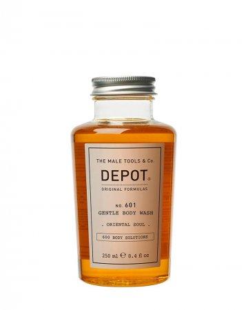 Depot No. 601, delikatny żel do mycia, Oriental Soul, 250ml