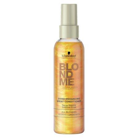 Schwarzkopf BlondMe, nabłyszczająca odżywka w sprayu do włosów blond, 150ml