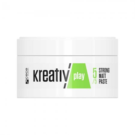 CeCe Kreativ Play, Strong Matt Paste, mocna pasta matująca, 80g