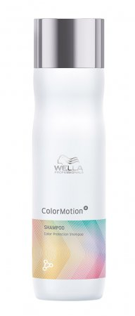 Wella Color Motion, szampon chroniący kolor, 250ml