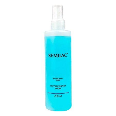 Semilac Antibacterial Spray, spray antybakteryjny, 250ml