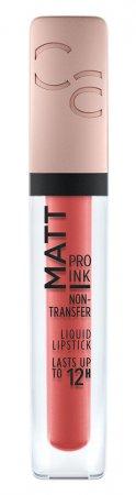 Catrice Matt Pro Ink Non-Transfer, pomadka w płynie, 020 Confidence is Key