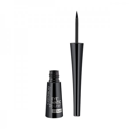 Catrice Eye'Matic Dip Liner Deep Black 010, eyeliner